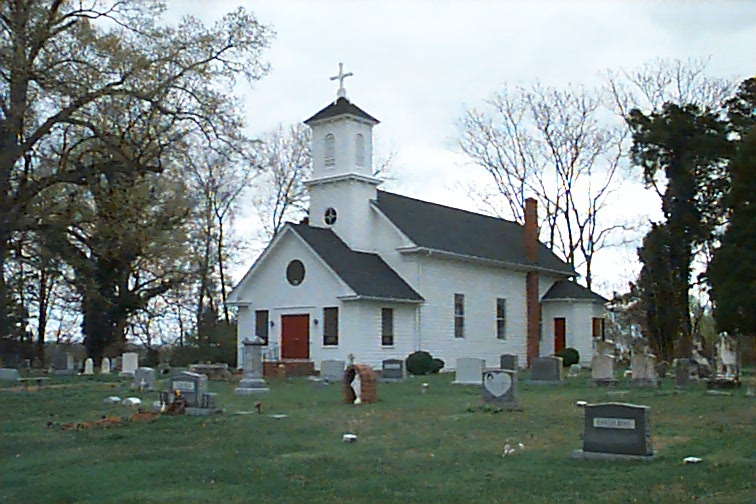 All Saints Episcopal Church Oakley